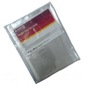 Файл глянцевый А4+ Axent 40мкм, 100 шт/уп