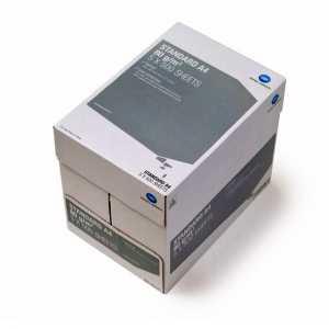 Бумага офисная Konica Minolta Standard А4 80г/м2 500л.
