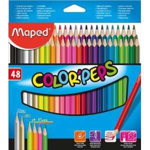 Карандаши цветные COLOR PEPS Classic, 48 цветов