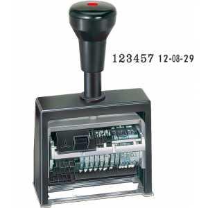 Датер-нумератор REINER ND6К 6-ти разрядный, шрифт 4,5мм