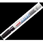 Маркер перманентный uni Paint marker черный