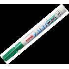 Маркер перманентный uni Paint marker зеленый