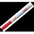 Маркер перманентный uni Paint marker красный