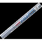 Маркер перманентный uni Paint marker серебряный