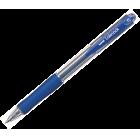 Ручка кулькова uni Laknock SN-100 (10) синя