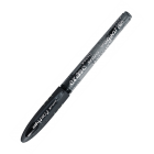 Ручка гелевая uni FANTHOM ERASABLE GEL UF-202 черная