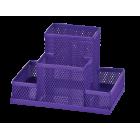 Прибор настольный 150x100x100мм, фиолетовый