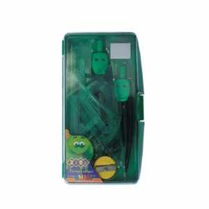 Готовальня SMART 9 предметов, зеленый