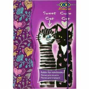 """Папка для зошитів Art Effect """"CATS"""""""