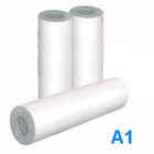 Рулон для плоттера  А1, 594мм х 175м,  плотность 80 г/м2