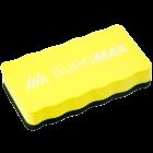 Губка для маркерних дошок з магнітом, жовта