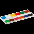 Краски акварельные 12 цветов ZiBi (ZB.6501)