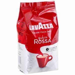 Кофе Lavazza Qualita Rossa в зернах 1000 г