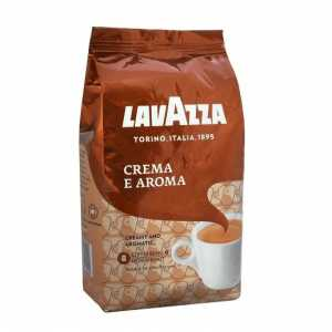 Кофе Lavazza CREMA E AROMA в зернах 1000 г