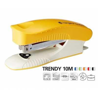 Степлер Kangaro Trendy -10М